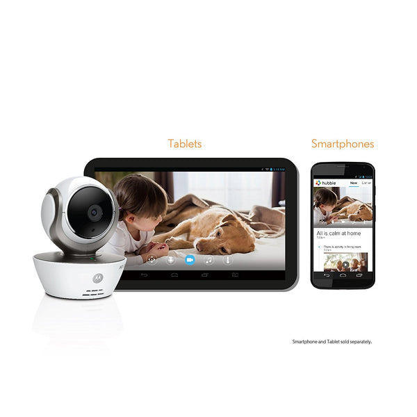 Motorola MBP85CONNECT Wi-Fi Video Baby Monitor Camera - Mother Baby & Kids