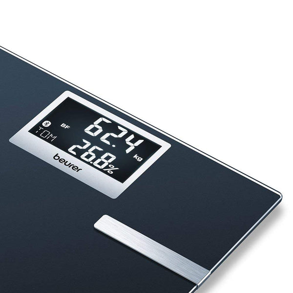 Beurer BF 700 Glass Bathroom Scale - Healthcare