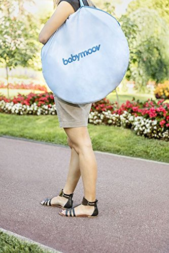 Babymoov Pop Up Anti UV Tent, Tropical - Mother Baby & Kids