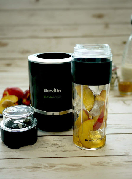 Breville Blend-Active Pro Blender, 300 W - Black - Home & Living