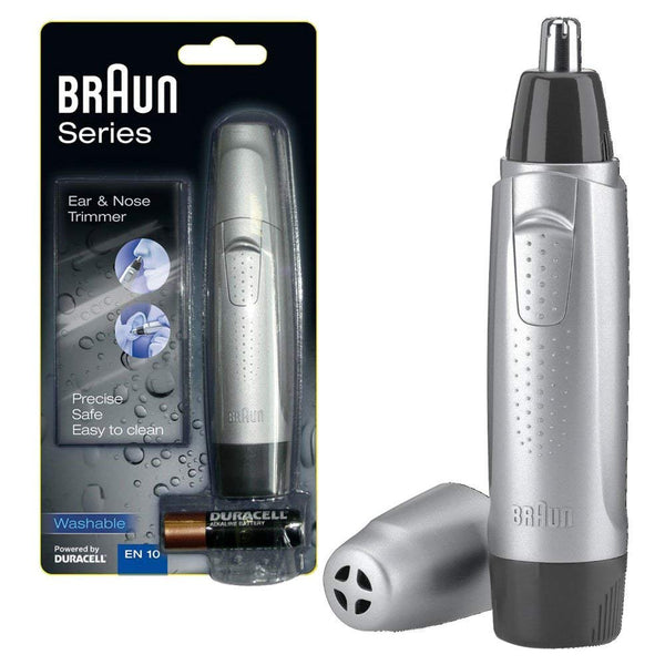 Braun EN10 Wet and Dry Ear/Nose Trimmer - Personal Grooming