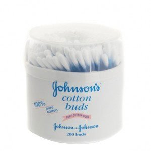 Johnson's Baby Cotton Buds - Pack of 6 - Mother Baby & Kids
