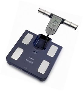 Omron BF511 Family Body Composition Monitor (Blue) - Healthcare