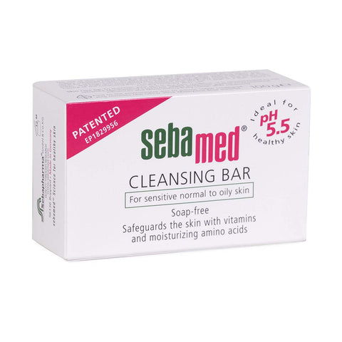 Sebamed Cleansing Bar ph 5.5 100g - Skincare