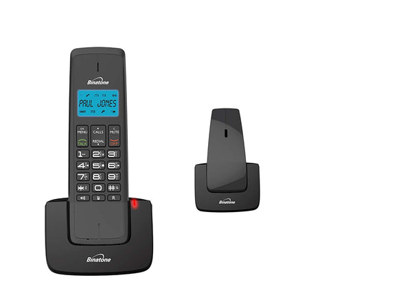 Binatone Designer 2115 Twin DECT Phone with Answer Machine - Walkie Talkies & Phones