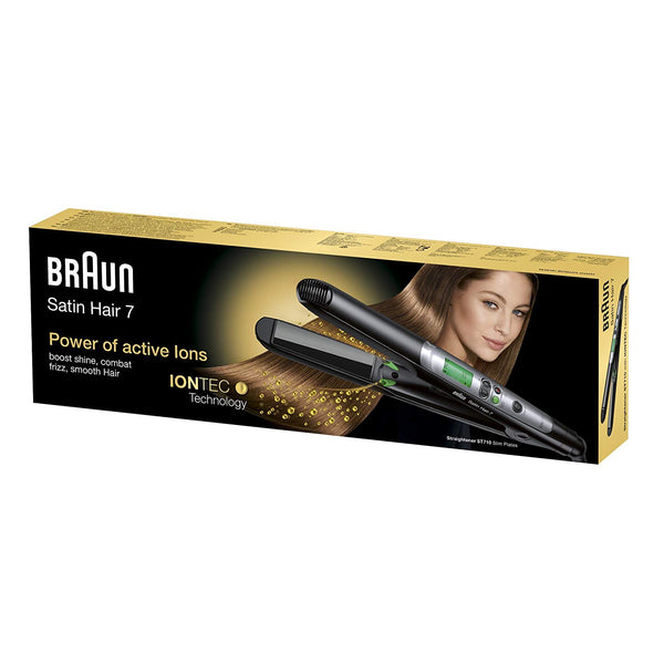 Braun Satin Hair 7 ST710 Iontec Straightener - Beautycare
