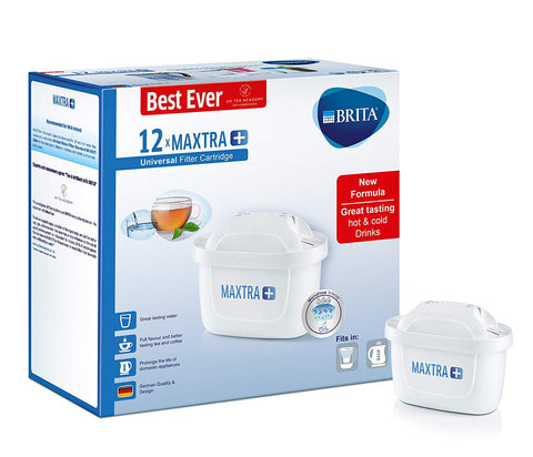 Brita Maxtra+ MicroFlow Catridges (Pack of 12) - Water Filters