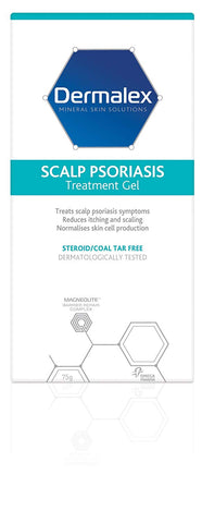 Dermalex Scalp Psoriasis Treatment Gel 75g