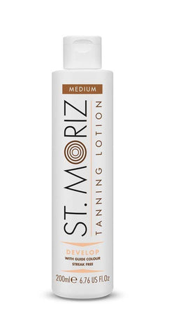 St Moriz Instant Self Tanning Mousse Medium - 200 ml