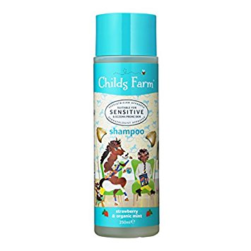 Childs Farm Shampoo Strawberry and Organic Mint, 250ml - Skincare