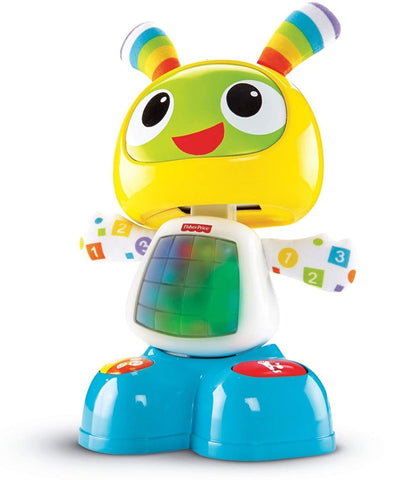 Fisher-Price CGV43 Dance and Move Beatbox, Baby Robot Learning Toy or Gift, Suitable for 1 Year Old - Mother Baby & Kids