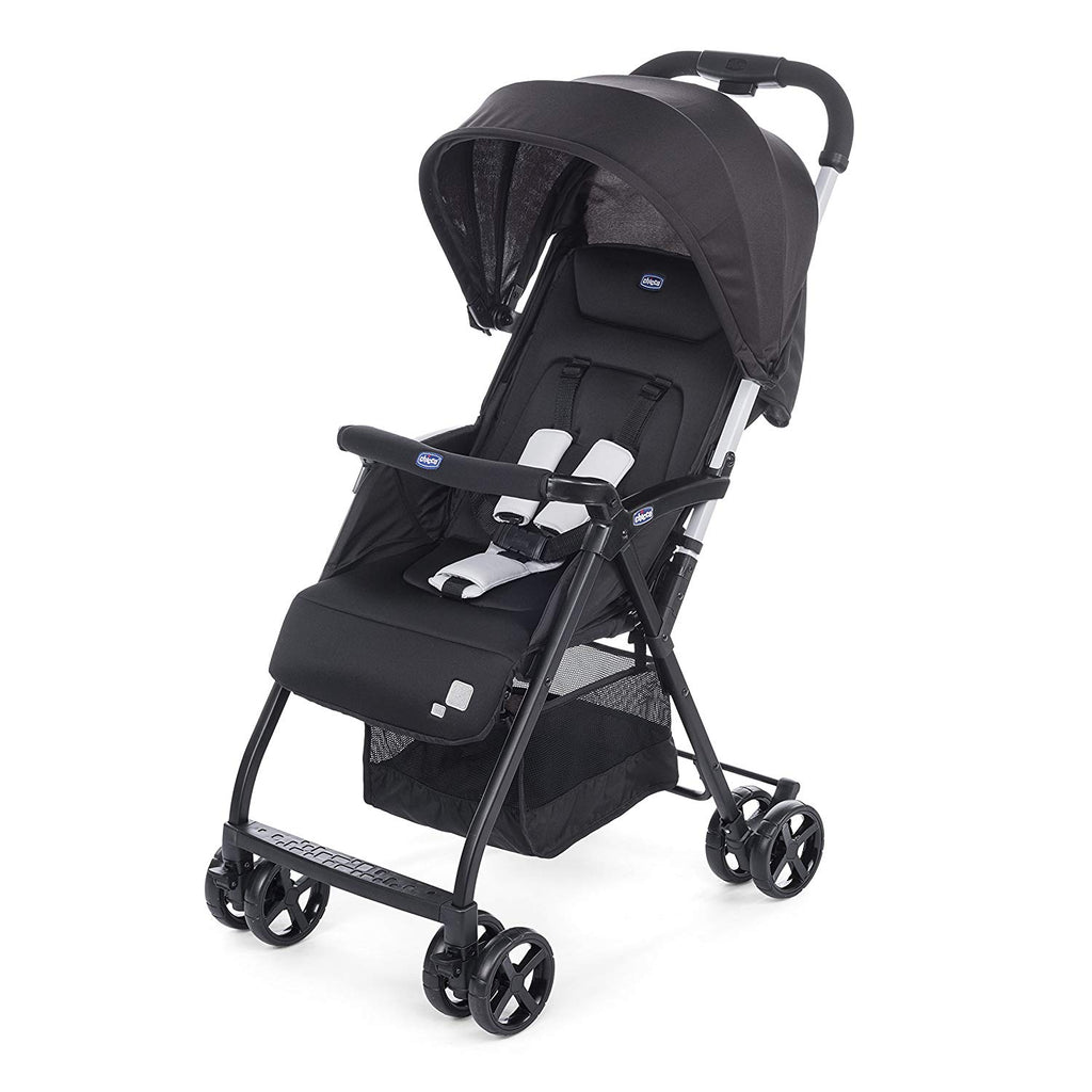 Chicco Oh La La Lightweight Stroller, Black - Mother Baby & Kids