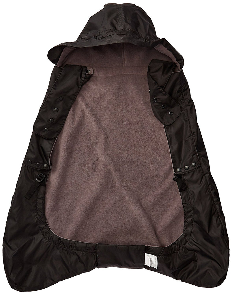 Ergobaby Carrier Winter Weather Cover, Black - Mother Baby & Kids