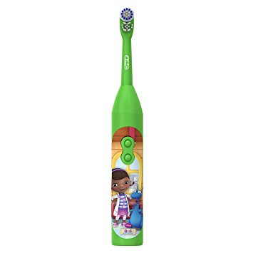 Oral-B Pro-Health Stages Doc McStuffins Power Kids Toothbrush