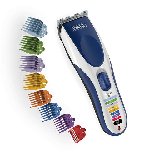 Wahl Colour Pro Cordless Clipper - Personal Grooming