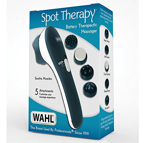 Wahl Refresh Battery Spot Massager Attachment For Soothing Comfort At Home - Electric Blankets & Pain Relief
