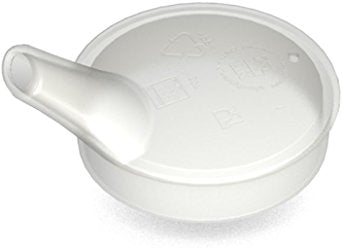 Ornamin Spouted Lid Large Opening (13 mm) For Porridge - Healthcare