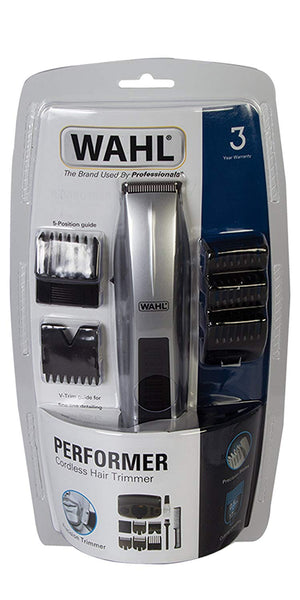 Wahl Performer 5537-217 Battery Operated Hair Trimmer - Personal Grooming