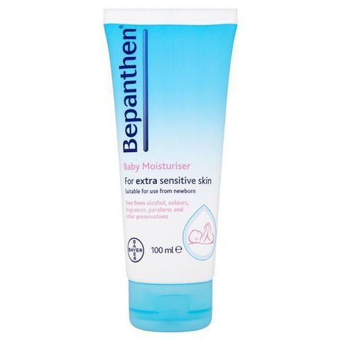 Bepanthen Baby Moisturiser for Extra Sensitive Skin 100ml - Mother Baby & Kids