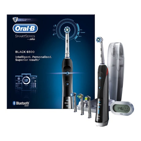 Oral-B SmartSeries 6500 CrossAction Electric Rechargeable Toothbrush