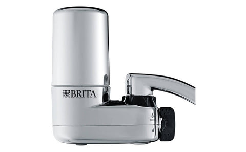 Brita On Tap Faucet Water Filtration System - Chrome - Water Filters