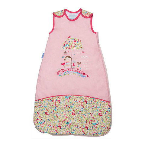 The Gro Company 1.0 Tog 0-6 months Bunny and Brolly Grobag - Mother Baby & Kids
