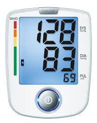 Beurer BM 44 Upper Arm Blood Pressure Monitor - Healthcare