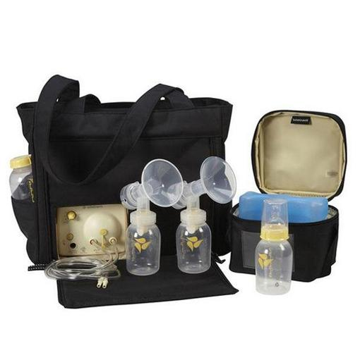 Medela Pump in Style Advanced Double Breast-pump on-the-go Tote - Mother Baby & Kids
