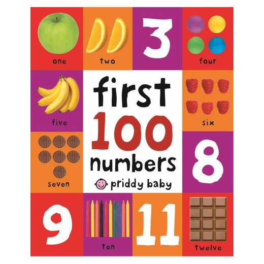 First 100 Numbers - Mother Baby & Kids