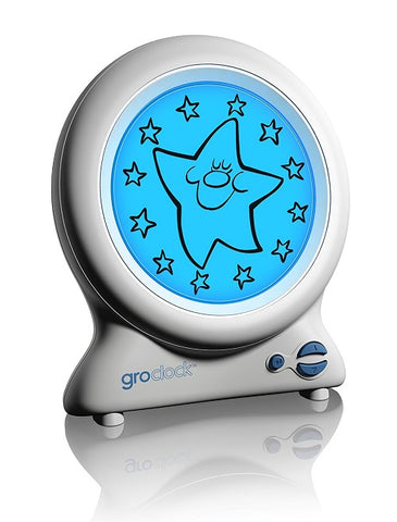 The Gro Company Gro-Clock Sleep Trainer, White - Mother Baby & Kids