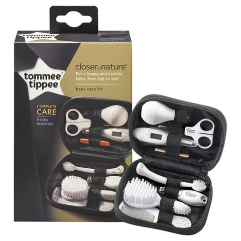 Tommee Tippee Closer To Nature Baby Nursery Travel Healthcare & Grooming Kit - Mother Baby & Kids