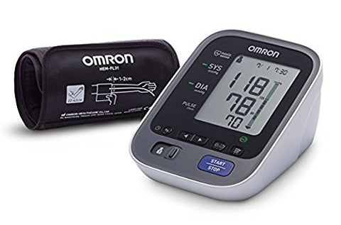 Omron M7 Intelli IT - 360� Accuracy, Connected, Upper Arm Blood Pressure Monitor - Healthcare