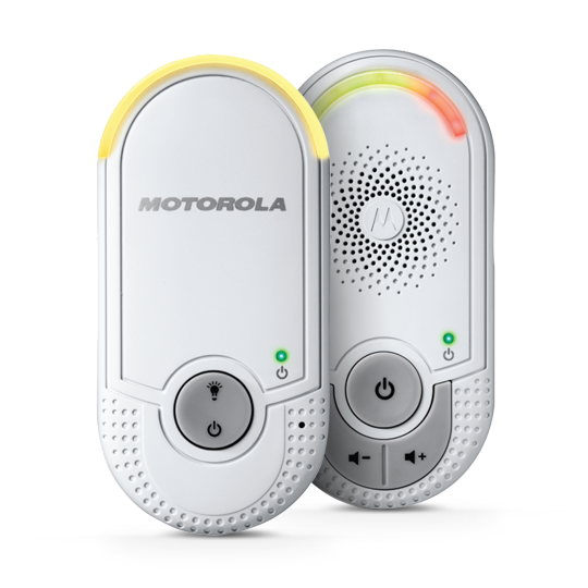 Motorola MBP8 Wireless Mains Powered Digital Audio Baby Monitor (Plug n Go) New Baby Monitor - Mother Baby & Kids