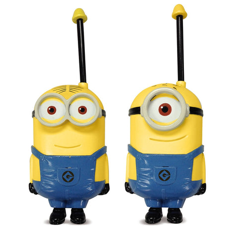 Minions Walkie Talkies - Toys