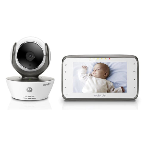 Motorola MBP854CONNECT Wi-Fi HD Video Baby Monitor - Mother Baby & Kids