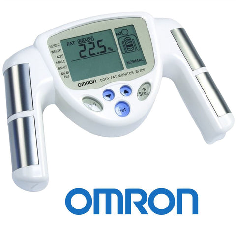 Omron BF306 Body Composition Monitor - Healthcare