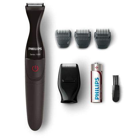 Philips MG1100/16 Series 1000 Precision Beard Styler (Trimmer/Shaver/Shaper) - Personal Grooming