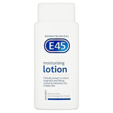 E45 200ml Dermatological Moisturising Lotion - Skincare
