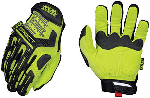 SMP-91 MECH M-Pact Safety Glove (Yellow) - Home & Living