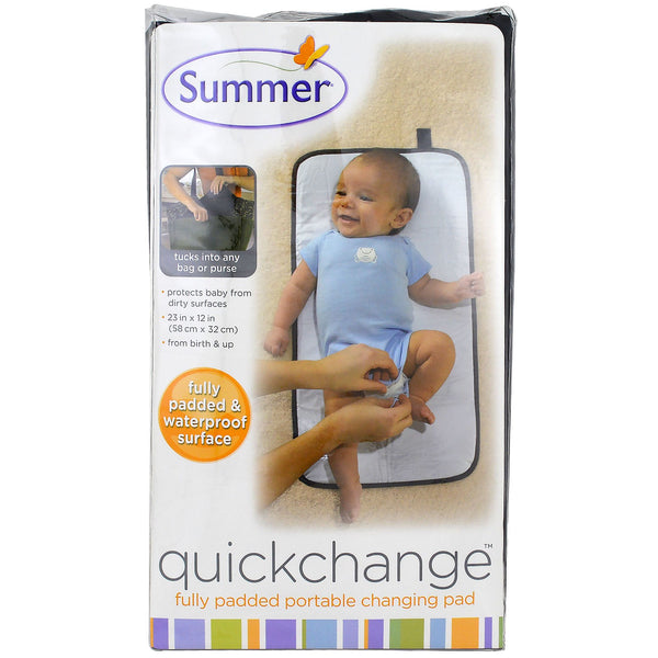 Summer Infant Quickchange Portable Changing Mat - Mother Baby & Kids