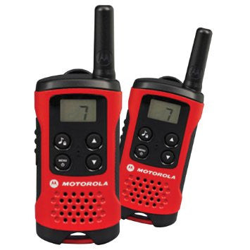 Motorola Talker TLKR T40 2 Way Walkie Talkie PMR 446 Radio - 2 Pack (For export only) - Walkie Talkies & Phones