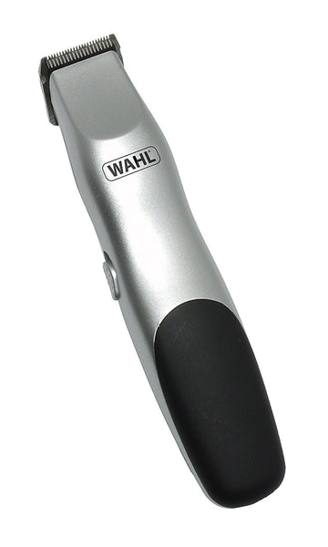 Wahl Battery Pet Trimmer Silver 9990-717 - Petcare