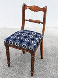 mandala chair vintage