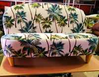 Hawaiian Fabric - SEASIDE INTERIORS & UPHOLSTERY
