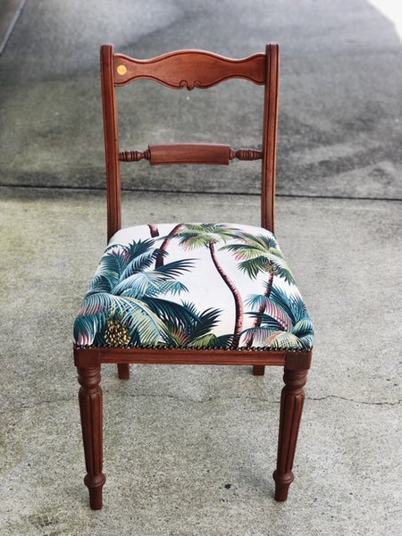 Hawaiian vintage chair