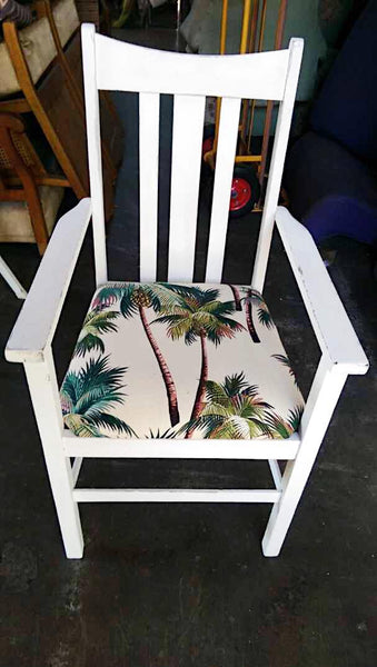 Occasional Chair - Hawaiian - SEASIDE INTERIORS & UPHOLSTERY