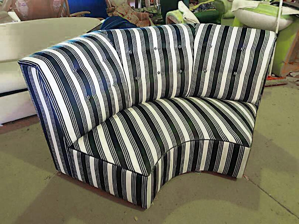Corner Sofa Piece - SEASIDE INTERIORS & UPHOLSTERY