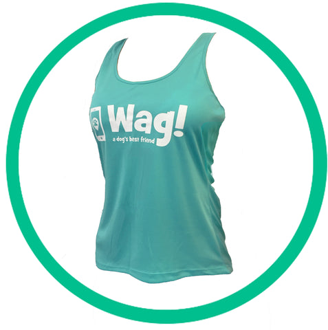 Women's Signature Green Sport-Tek Tank