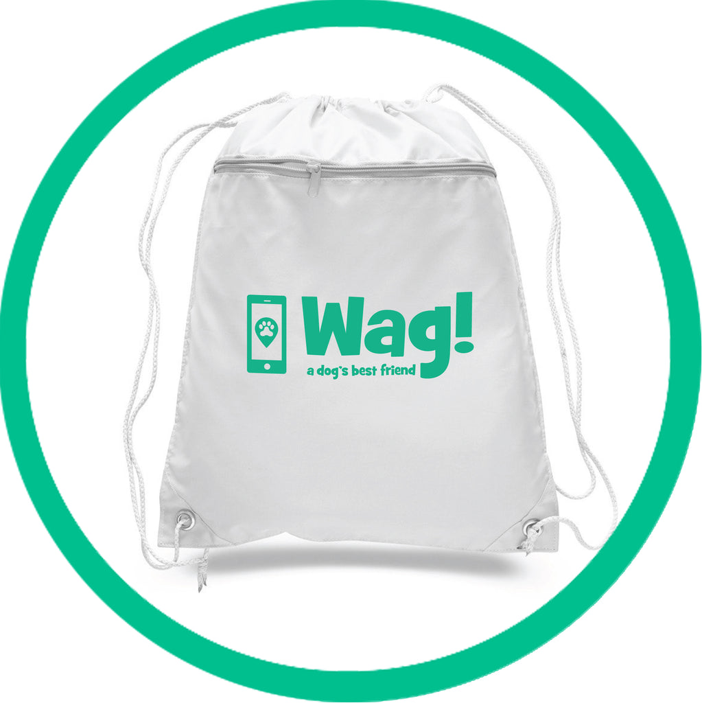 Wag! Draw String Backpack