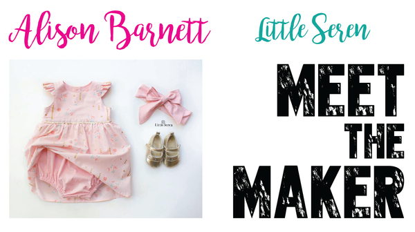 Meet The Maker - Alison Barnett - Little Seren